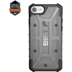 uag Plasma Outdoor telefoonhoes Apple iPhone 6S iPhone 7 iPhone 8 Grijs Transparant