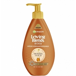 Garnier Loving Blends Honinggoud Bodymilk