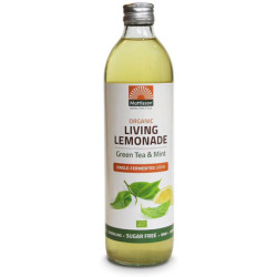 Mattisson HealthStyle Lemonade Green Tea 500ml