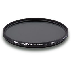 Hoya Fusion Antistatic professional CP filter 72mm