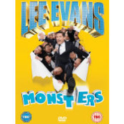 Lee Evans Monsters Live