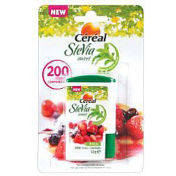 Cereal Stevia Sweet Tabletten