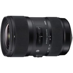 Sigma Art 18 35mm f 1.8 DC HSM Lens Canon Mount