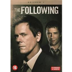 The Following Seizoen 1 DVD