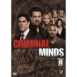Criminal Minds Seizoen 8 DVD