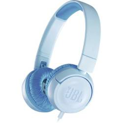 JBL JR 300 Kinder On Ear koptelefoon Blauw