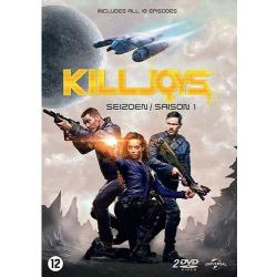 Killjoys Seizoen 1 DVD