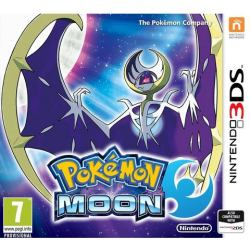 Pokemon Moon 2DS 3DS