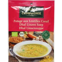 Natur Compagnie Dhal Linzensoep (60g)