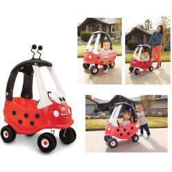 Little Tikes Cozy Coupe Lady Bird Loopauto