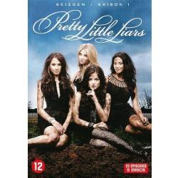 Pretty Little Liars Seizoen 1 DVD