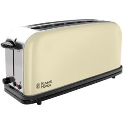 Russell Hobbs Colours Classic Cream Long Slot Broodrooster
