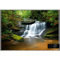 Dutch Wallcoverings Fotobehang Waterfall 4 d