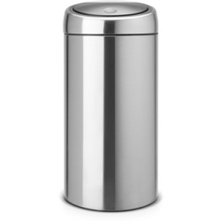 Brabantia Touch Bin Recycle prullenbak 2x20 L Matt Steel Fingerprint Proof