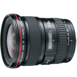Canon EF 17 40mm f 4.0L USM objectief