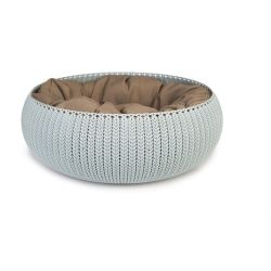 Curver cozy pet bed lichtblauw 50