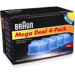 Braun reiniger (clean charge refill 4x) 4210201072447