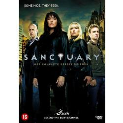 Sanctuary Seizoen 1 DVD