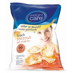 Weight Care Snack Zeezout Chips