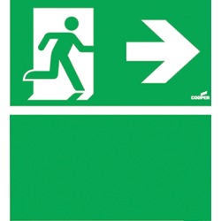 Eaton Blessing Skopos Skopos Led ISO pictogram noodverlichting 174 001 051