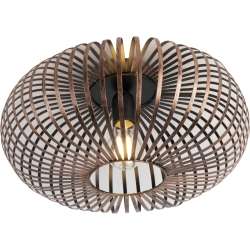 Trio international Spijltjes design plafondlamp Johann Trio 606900162