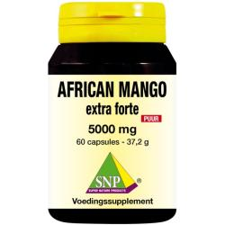 African mango extract 5000 mg puur