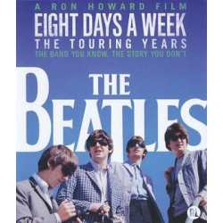 The Beatles Eight Days A Week (Blu ray)