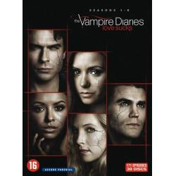 The Vampire Diaries Complete Collection Seizoen 1 t m 8