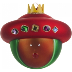 ALESSI Le Palle Presepe Kerstbal Balthasar