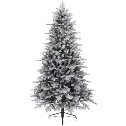 Kerstboom Frosted Vermont Spruce 150 cm