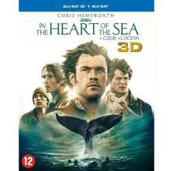 In The Heart Of The Sea (3D) Blu ray