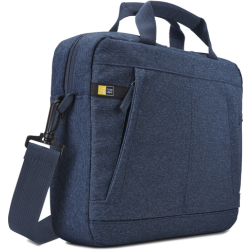 Case Logic Huxton HUXA 115 Blue notebooktas 39 6 cm (15.6 ) Aktetas Blauw