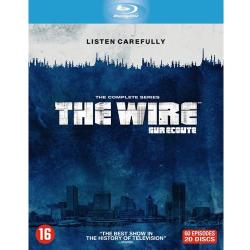 The Wire The Complete Collection Blu ray