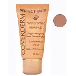 Coverderm Perfect Face Waterproof Foundation 05