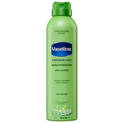 Vaseline Bodylotion Aloe Soothe Spray