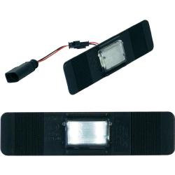 Devil Eyes LED Kentekenverlichting 2 LEDs (l x b) 120 mm x 30 mm