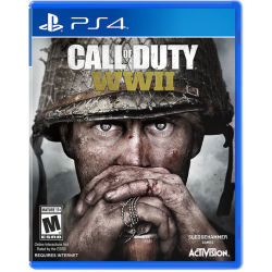 PS4 Jeu Call of Duty WWII pour PlayStation 4 (édition standard)