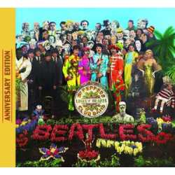 The Beatles Sgt. Pepper's Lonely Hearts Club Band Anniversary Edition (1CD) CD