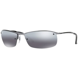 Ray Ban RB3183 004 82 Zonnebril Grijs 63mm