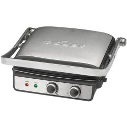 ProfiCook Contact Grill 2000 W Zilver PC KG 1029
