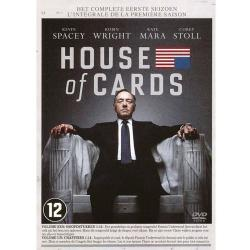House Of Cards Seizoen 1 DVD