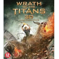 Wrath Of The Titans 3D 3D Blu ray