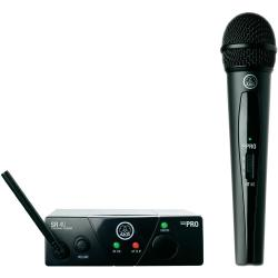 AKG WMS40Mini Vocal Set ISM1 Draadloze microfoonset