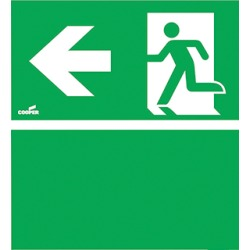 Eaton Blessing Skopos Skopos Led ISO pictogram noodverlichting 174 001 052