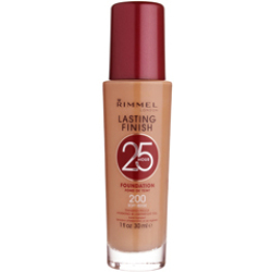 Rimmel Lasting Finish Foundation 400 Natural Beige