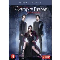 The Vampire Diaries Seizoen 4 DVD