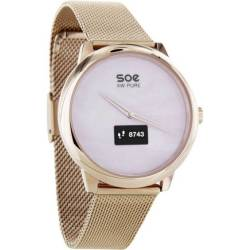 X WATCH SOE XW PURE Smartwatch Rose gold