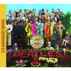 Sgt. Pepperapos s Lonely Hearts Club Band Anniversary Deluxe Edition (2 CD)