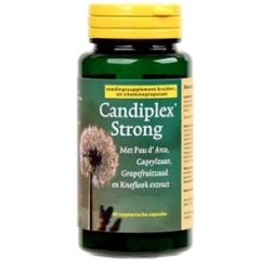 Venamed Candiplex Strong Capsules 60st