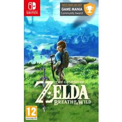 The Legend of Zelda Breath of the Wild Switch